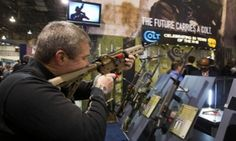 Colt Defense, America's best-known gun maker files for bankruptcy protection, the company announced Sunday night.