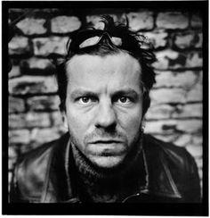 Tom Barman (1972) - Belgian musician (frontman of the rockband deUs) and film director.  Photo by Van Fleteren