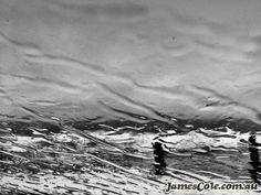 """Awash"" -  The heavy rain pounds on the windscreen turning the outside into an awash of abstract patterns; light and shadow; black and white.    #BlackAndWhitePhotography #Photography #Rain    Creative Worlds of James Cole - https://jamescole.com.au/photography/abstract/awash/"