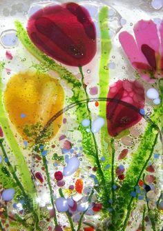 Fused Glass Art - Moonswept Studio