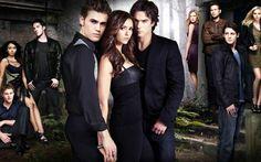 Stefan ♡ Elena ♡ Damon ★ Matt ★ Bonnie ★ Tyler ★ Jenna ★ Alaric ★ Caroline ★ Jeremy - The Vampire Diaries