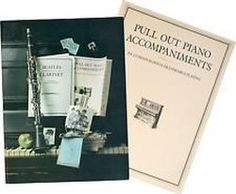 Beatles Themes and Variations: Clarinet & Piano Accompaniment Sheet Music