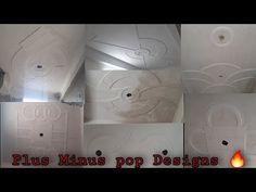 Hall pop Designs - YouTube Pop Design Photo, Design Youtube, Plus And Minus, Design Your Home, Living Room Designs, Interior Design, Ceiling, Home Decor, Nest Design