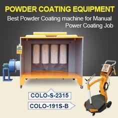 17 powder coating booth ideas