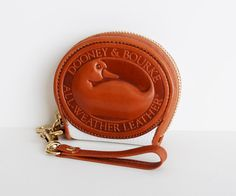 Your place to buy and sell all things handmade Louis Vuitton Coin Purse, Big Duck, Duck Logo, Purse Brands, Small Shoulder Bag, Small Wallet, My Collection, Vintage Bags, Wristlet Wallet