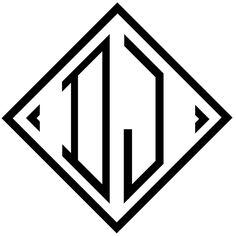Really tight DJ logo
