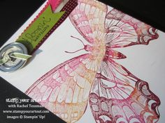 Blooming Marvelous Butterfly: Stamp Your Art Out!