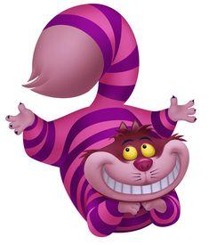 Day #1. favorite disney character - Cheshire Cat
