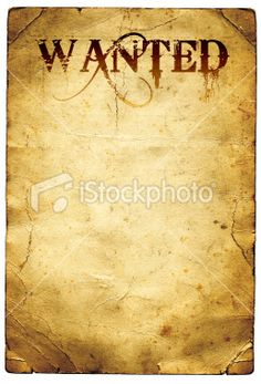 Wanted Poster Generator Make your own OldWeststyle Wanted