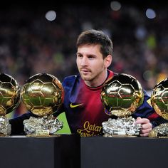 Injustice if Messi denied Ballon d'Or #BallonDOr #BallonDOr2016... #BallonDOr