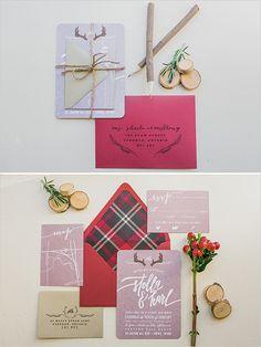 Rustic themed wedding stationery @weddingchicks