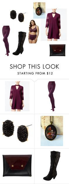 """""""Untitled #473"""" by ilona-giladi ❤ liked on Polyvore featuring City Studios, Smartwool, Mixit, BET Barcelona and Celebrity NYC"""