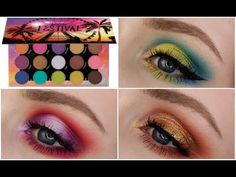 NEW BH Cosmetics Weekend Festival Collection | 3 Looks, 1 Palette! http://cosmetics-reviews.ru/2018/04/10/new-bh-cosmetics-weekend-festival-collection-3-looks-1-palette/