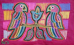 Mola  - textiles of the Kuna Yala