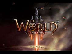 THE WORLD 3 RISE OF DEMON iOS Gameplay Trailer