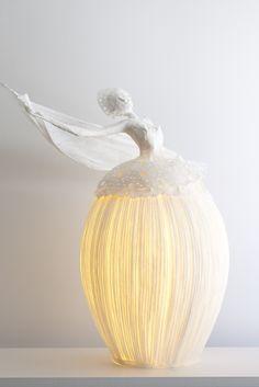 esculturas luminosas