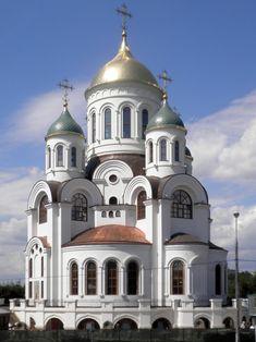 Церковь Сергия Радонежского в Солнцеве, Москва