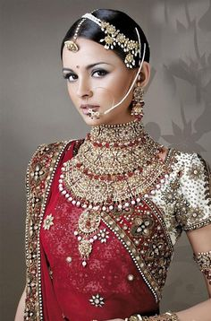 Indian couture....