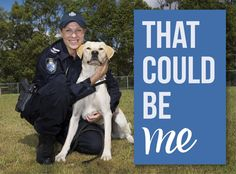 Meet Senior Constable Jaye Lilley and her partner Police Dog Turbo. Together they are a crime-busting duo who keep drugs off the streets. Police News, Drugs, Crime, Career, Meet, Animals, Animales, Carrera, Animaux