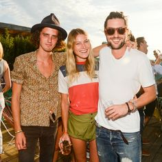 The Kills Take Over Montauk - [Terrence Connors, Dree Hemingway, Phil Winser]