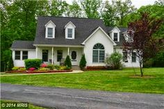 1068 TIMBER RIDGE RD CROSS JUNCTION, VA 22625  4 bedroom 4 baths $499,900 Beautifully redone home near Winchester #Virginia on almost 30 ...