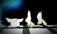 Pack figuras origami.