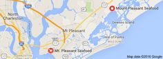 Mt. Pleasant Seafood - Google Search