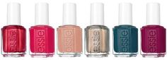 Essie Social Lights Collection Winter Holiday 2017
