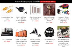 Hotshoppa is a reliable source for the Aussies who like to shop online enjoying the best deals on hot selling products in Australia. So to get detailed information about the products, individuals must browse through link hotshoppa.com.au. See more : http://bit.ly/2ii8One