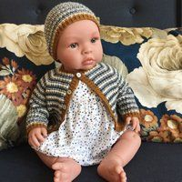 Browse all products from PixenDk. Doll Patterns, Doll Clothes, Crochet Hats, Knitting, Mini, Image, Baby Dolls, Tricot, Runes