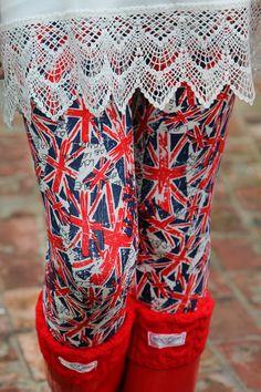 British Invasion Leggings