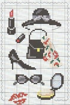 #Accessories #CrossStitch || #Embroidery || Paylaşacaklarım var...: Çarpı işi modelleri - örnekleri