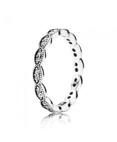 Pandora Band Of Shimmerings Leaves Cheap Sale