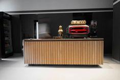 Kontrast Restaurant in Koszalin Poland by Loft Szczecin - CAANdesign | Architecture and home design blog
