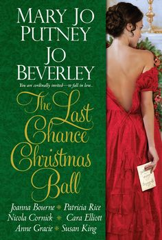 Rookie Romance: Blog Tour: The Last Chance Christmas Ball by Mary Jo Putney et al; Review + Giveaway