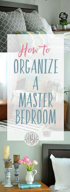 Bedroom Organization Diy, Organization Ideas, Modern White Bathroom, Farmhouse Style Bedrooms, Diy Home Decor Bedroom, Bedroom Ideas, Cute Dorm Rooms, Home Decor Inspiration, Decor Ideas