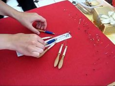 Bobbin lace YouTube