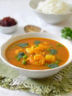crevettes curry et pommes de terre (1)