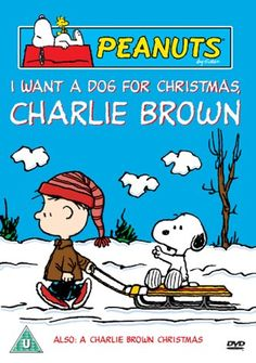 Charlie Brown - I Want A Dog For Christmas / A Charlie Brown Christmas [DVD] Firefly Entertainment http://www.amazon.co.uk/dp/B0002XOYXE/ref=cm_sw_r_pi_dp_0THavb0MJESHW