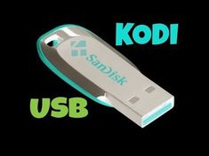 kodi on usb flash drive - YouTube