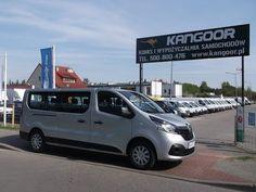 Auta 9 osobowe | Kangoor