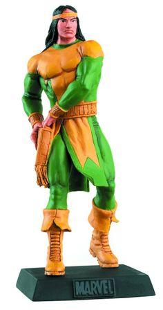 Eaglemoss Marvel Comics Shaman Lead Figurine