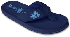 Flip Flops. 20% of the purchase price benefits Generation Rescue, whose mission is to support research of the causes and treatments for autism and helping more than 20,000 children begin biomedical treatment.