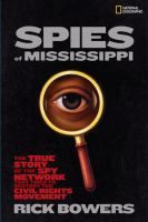 In the 1950s and 1960s, the Mississippi State Sovereignty Commission compiled secret files on more than 87,000 private citizens in the most extensive state spying program in U.S. history. Its mission: to save segregation.