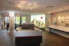 Pace on Main Sales Centre, downtown Stouffville #PaceOnMain #GeraniumHomes