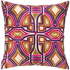 trina turk, del mar, mars, mar embroid, embroid pillow, decor pillow, trinaturk, pillows, turk del