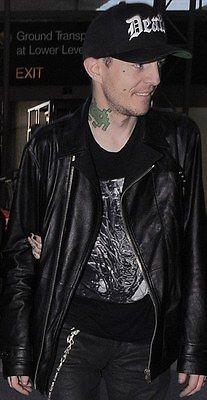 Dj Deadmau5 (Joel Thomas) Black Biker Real Leather Replica Jacket in Clothing, Shoes & Accessories, Men's Clothing, Coats & Jackets   eBay