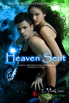 "Readers who devoured ""Boyfriend From Hell"" and ""Earth Angel"" will be captivated by the third book in the Falling Angels Saga."