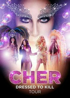 Cher Dressed 2 Kill  ....Izod Center, East Rutherford, NJ May 10, 2014.....68 years old.