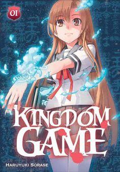 •*¨*• Mon avis sur Kingdom Game, tome 1 de Haruyuki Sorase •*¨*•